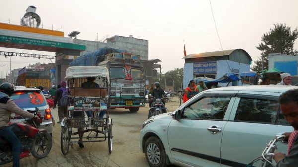 Driving in India 1